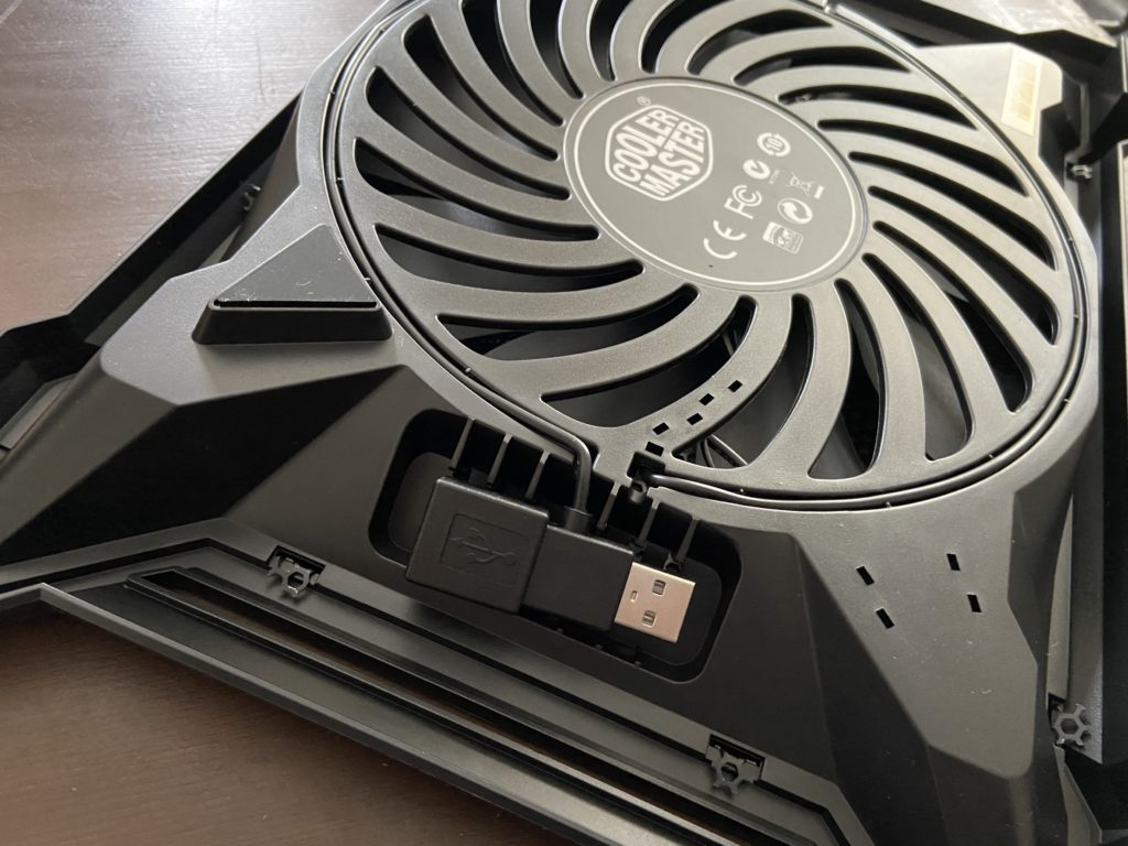 CoolerMasterのPCクーラー画像です