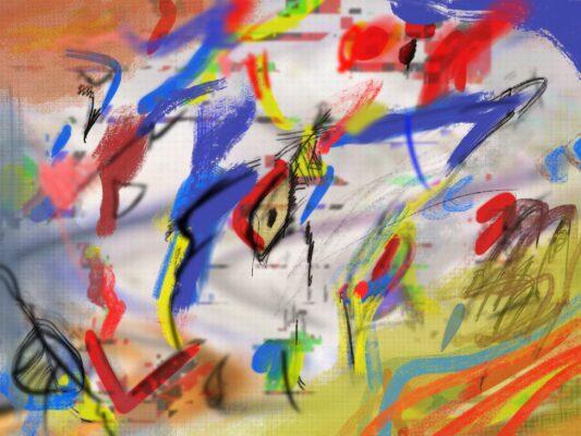 カンディンスキー偉い「具象物を描かない」に挑戦したアーティスト