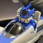 【レビュー】新幹線変形ロボ シンカリオンZ 「シンカリオンZ 500こだま」が普通にカッコいい件